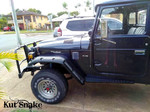 """Kut Snake Flares Suit Toyota Landcruiser 40 Series """"Front Only"""""""