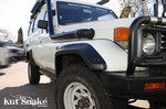"""Kut Snake Flares Suit Toyota Landcruiser 75 Series """"Front Only"""""""