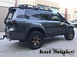 """Kut Snake Flares Suit Landcruiser 200 Series """"Front Only"""""""
