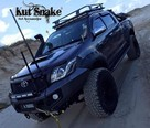 """Kut Snake Flares Suit Toyota Hilux Kun Series """"Front Only"""""""