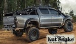 """Kut Snake Flares Suit Toyota Hilux Kun Series """"Front And Rear"""""""