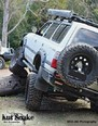"""Kut Snake Flares Suit Toyota Landcruiser 80 Series """"Front And Rear"""""""