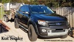 """Kut Snake Flares Suit Ford Ranger px """"Front Only"""""""