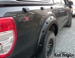 """Kut Snake Flares Suit Ford Ranger px """"Front And Rear"""""""