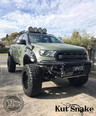 """Kut Snake Flares Suit Ford PX Ranger Monster """"Front Only"""""""