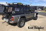 """Kut Snake Flares Suit Nissan GQ Patrol """"Front And Rear"""""""